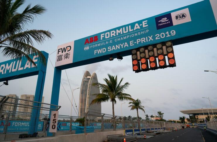 Formula E, Sanya EPrix