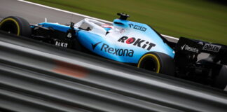 ROKiT Williams Racing, Rexona