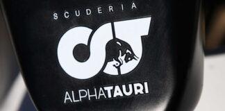 AlphaTauri AT01 nosecone