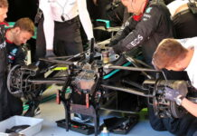 Mercedes steering rack