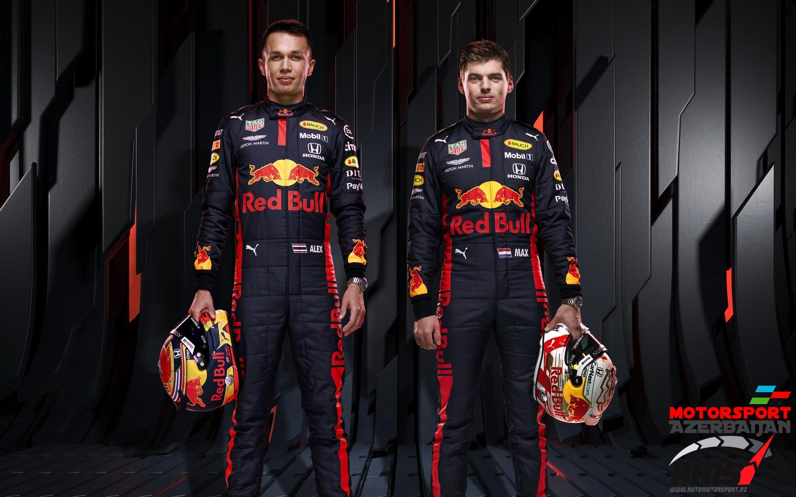 Alexander Albon, Max Verstappen