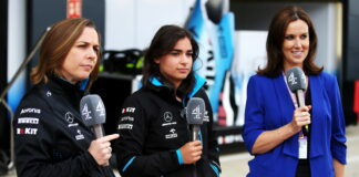 Claire Williams, Jamie Chadwick