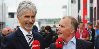 Damon Hill, Johnny Herbert