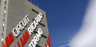Circuit Ricardo Tormo, Circuit de Valencia