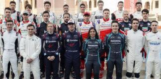 Formula E, rookie test, Marrakech 2020