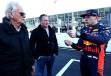 Max Verstappen, Jos Verstappen, Circuit Zandvoort