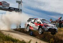 WRC, Portugal, Toyota