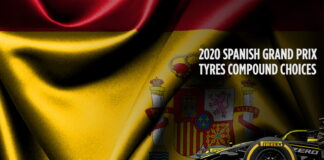 Spanish Grand Prix, Tyre compound choices