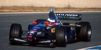 Jenson Button, Prost-Peugeot AP02