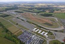Donington Park Circuit