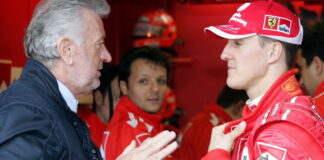Willi Weber, Michael Schumacher