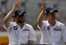Nick Heidfeld, Sebastian Vettel