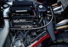 McLaren MP4/2, TAG/Porsche TTE PO1 1.5 V6 Turbo