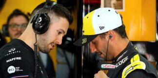 Michael Italiano, Daniel Ricciardo
