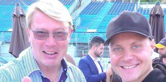Mika Hakkinen, Valtteri Bottas