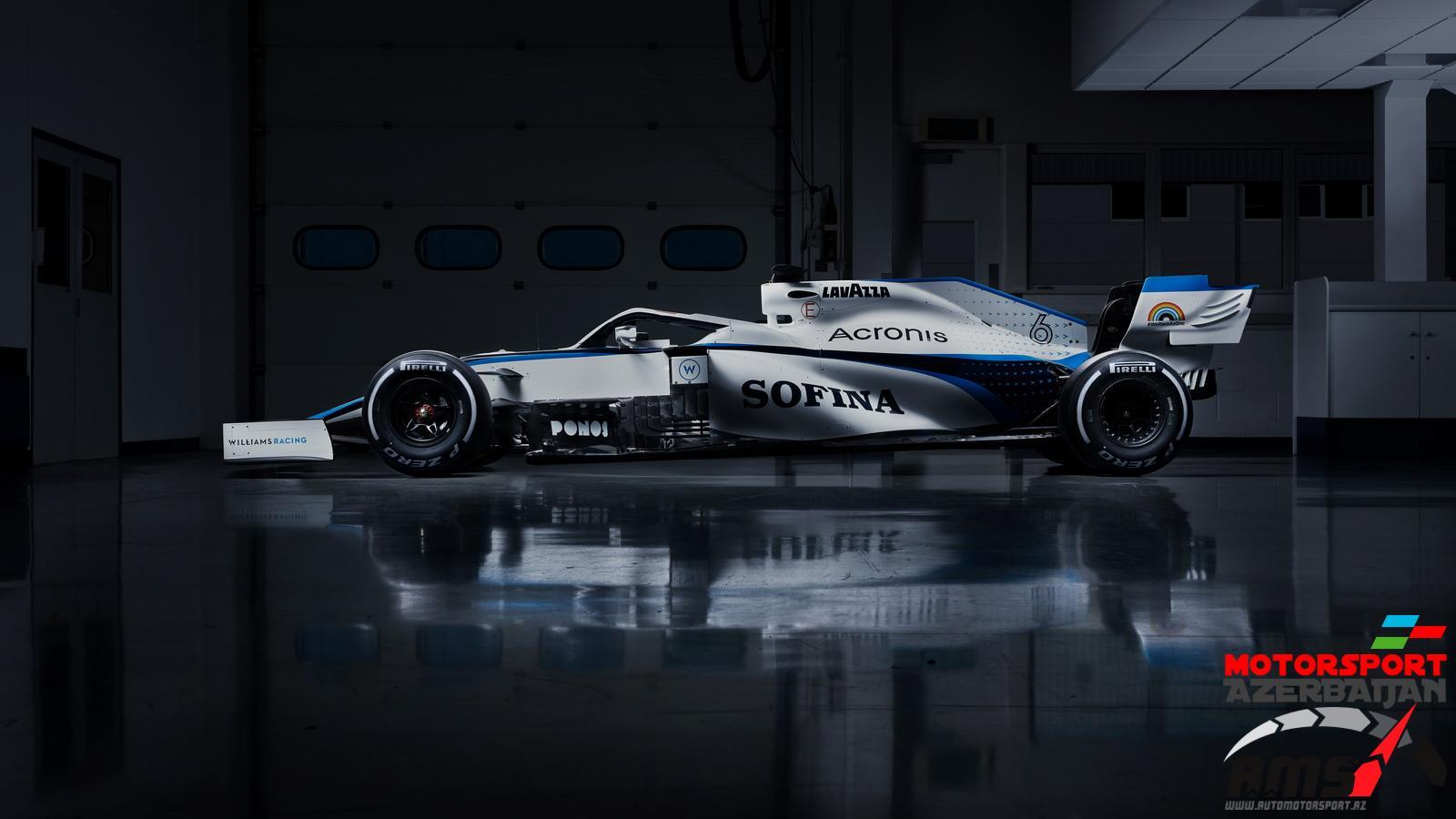 Williams Racing 2020 Livery