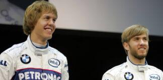 Sebastian Vettel, Nick Heidfeld