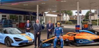 McLaren Racing, Gulf
