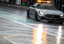Safety Car, Red Bull Ring
