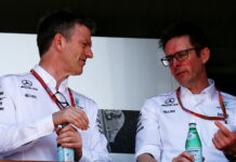 James Allison, Andrew Shovlin