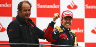 Gerhard Berger, Sebastian Vettel