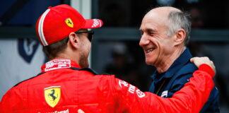 Sebastian Vettel, Franz Tost