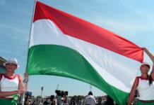 hungarian flag, hungaroring