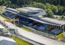 Austrian Grand Prix, Red Bull Ring