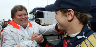 Norbert Haug, Sebastian Vettel
