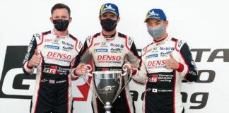 Toyota WEC, Mike Conway, Kamui Kobayashi, Jose Maria Lopez