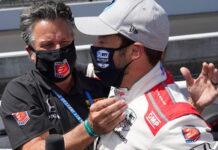 Mario Andretti, Marco Andretti