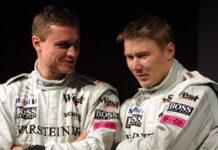 David Coulthard, Mika Hakkinen