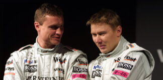 David Coulthard, Mika Hakkinen