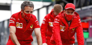 Inaki Rueda, Sebastian Vettel