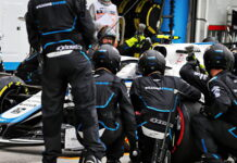 Williams Racing, pit stop
