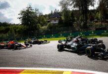 Start, Spa-Francorchamps