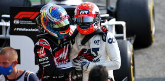 Romain Grosjean, Pierre Gasly