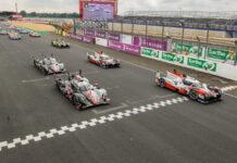 Le Mans 24 Hours, start
