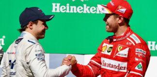Felipe Massa, Sebastian Vettel
