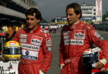 Ayrton Senna da Silva, Gerhard Berger