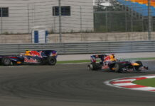 Mark Webber, Sebastian Vettel