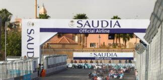Formula E Saudia