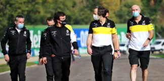 Fernando Alonso, Ciaron Pilbeam