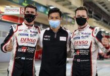 Jose Maria Lopez, Kamui Kobayashi, Mike Conway