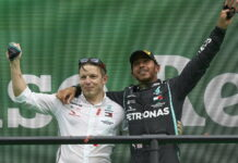 Peter Bonnington, Lewis Hamilton