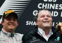 Nico Rosberg, Norbert Haug