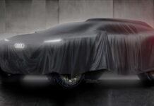 Teaser Audi Dakar 2022