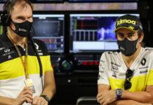 Alan Permane, Fernando Alonso
