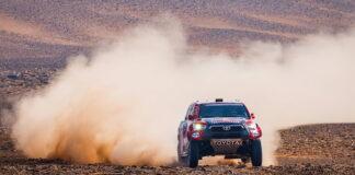 Nasser Al-Attiyah, Toyota, Dakar 2021