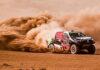 Yazeed Al Rajhi, Toyota, Dakar 2021